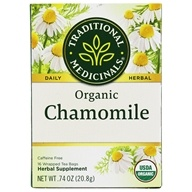 Organic Chamomile Tea - Herbal Calmative and Digestive
