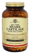 100% Pure Shark Cartilage