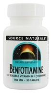 Benfotiamine Fat Soluble Vitamin B-1