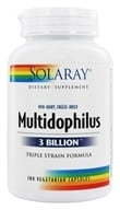 Multidophilus 3 Billion Triple Strain Formula