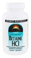 Betaine HCl Hydrochloric Acid Source