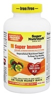 Super Immune MultiVitamin Iron Free