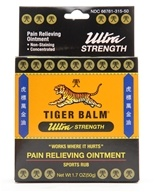 Ultra Strength Pain Relieving Ointment