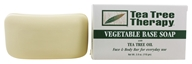 Vegetable Based Soap with Tea Tree Oil