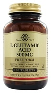 L-Glutamic Acid Free Form