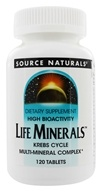 Life Minerals High Bioactivity Krebs Cycle Multi-Mineral Complex