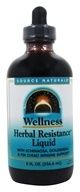 Wellness Herbal Resistance Liquid