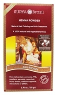 Henna Powder Natural Hair Coloring Ash Brown