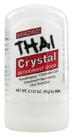 Thai Natural Crystal Deodorant Push-Up Stick