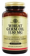 Wheat Germ Oil Cold Pressed