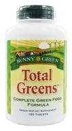 Total Greens Complete Green Food Formula