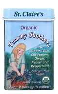 Organic Tummy Soothers Aromatherapy Pastilles