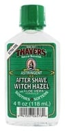 Witch Hazel After Shave With Aloe Vera Extra Strength