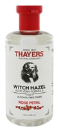 Thayers - Rose Petal Witch Hazel with Aloe Vera Alcohol-Free Toner - 12 oz.