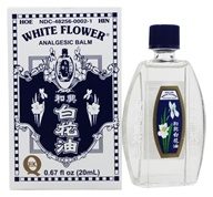 White Flower Analgesic Balm Oil