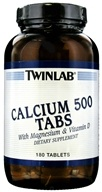 Calcium 500 Tabs With Magnesium & Vitamin D