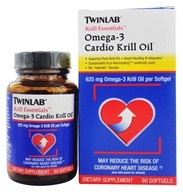 Krill Essentials Omega-3 Cardio Krill Oil