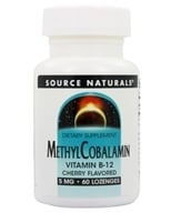 MethylCobalamin Vitamin B-12 Sublingual