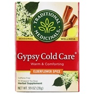 Gypsy Cold Care Tea - Promotes Respiratory Health