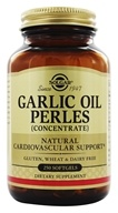 Garlic Oil Perles