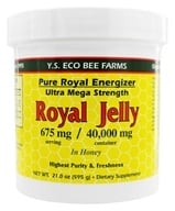 Pure Royal Energizer: Royal Jelly In Honey