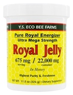 Royal Jelly In Honey Pure Roal Energizer Ultra Mega Strength