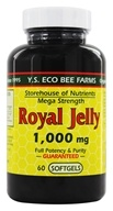 Royal Jelly Softgels (Mega Strength)