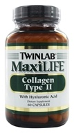 MaxiLife Collagen Type II with Hyaluronic Acid