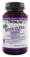 Twinlab - Men's Ultra Daily Advanced Multi-Vitamin & Mineral Supplement - 120 Capsules