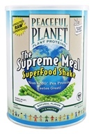 Peaceful Planet The Supreme Meal