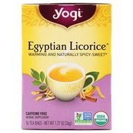 Egyptian Licorice Tea Organic Caffeine Free