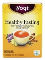 Healthy Fasting Organic Red Clover Tea Caffeine Free
