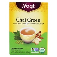 Chai Green Organic Tea
