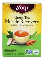 Green Tea Muscle Recovery Tea