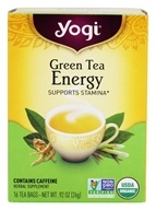 Green Tea Energy with Organic Green Tea