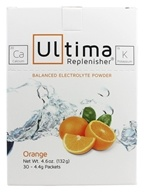 Ultima Replenisher Drink Orange - 30 x 4.4g (.15oz) Packets