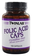 Folic Acid Caps Crystalline Pure