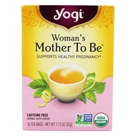 Woman's Mother To Be Organic Tea