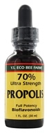 70% Ultra Strength Propolis Tincture