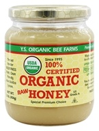 Certified Organic Honey 100%