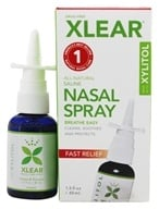 Sinus Nasal Spray with Xylitol