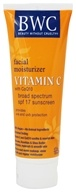 Vitamin C with CoQ10 Facial Moisturizer Sunscreen