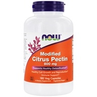 Modified Citrus Pectin