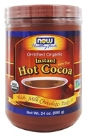 Instant Hot Cocoa Low Fat Certified Organic