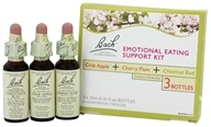 Emotional Eating Support Kit 3 x 10 ml. bottles