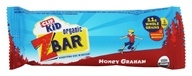 Kid Z-Bar Organic Honey Graham