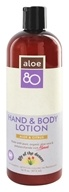 Aloe 80 Organics Hand & Body Lotion
