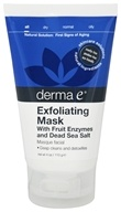 Exfoliating Mask with Fruit Enzymes and Dead Sea Salt