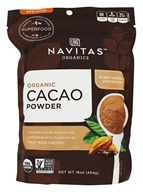 Cacao Power Raw Powder Certified Organic
