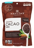Cacao Raw Chocolate Nibs Certified Organic